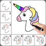 Kawaii Easy Drawing Icon