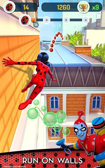 Miraculous Ladybug & Cat Noir App