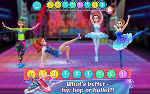 Dance Clash Game