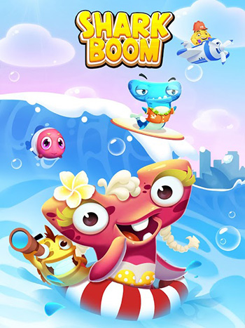 Shark Boom Review