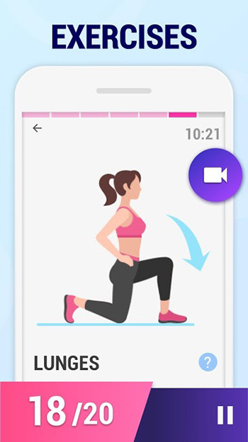 Lose Weight App