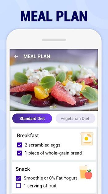 Lose Weight Meal Plan