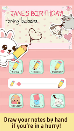 Niki Cute Notes App
