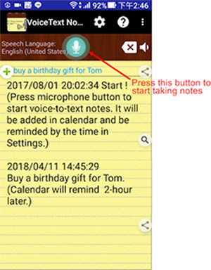 Voice Notes Review