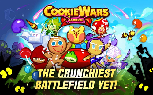 Cookie Wars Review
