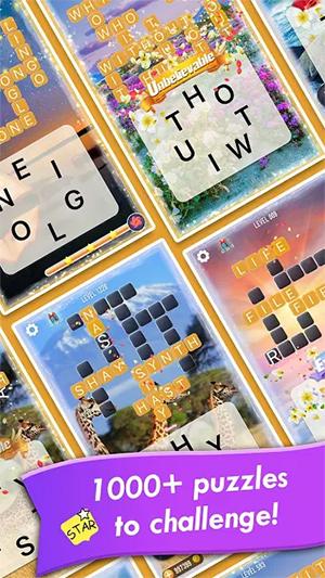 Word Crossy App