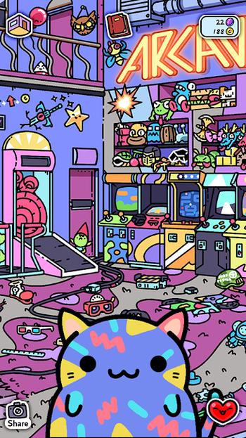 KleptoCats Game