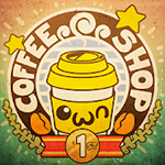 Own Coffee Shop Idle Game Icon