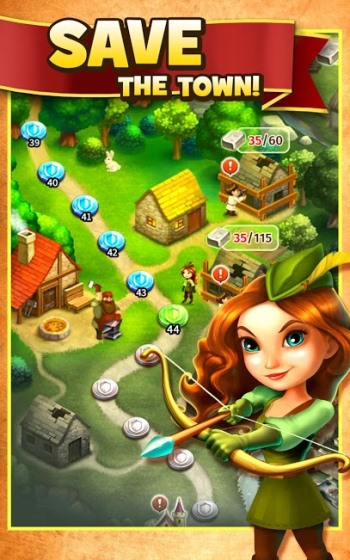 Robin Hood Legends App