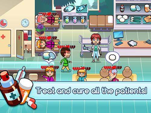 Hospital Dash App
