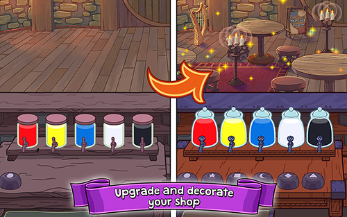 Potion Punch App
