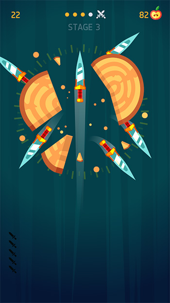 Knife Hit App