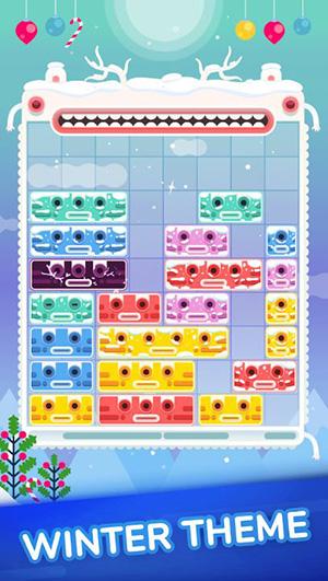 SlideyBlock Puzzle App