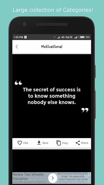 Best Quotes and Status App