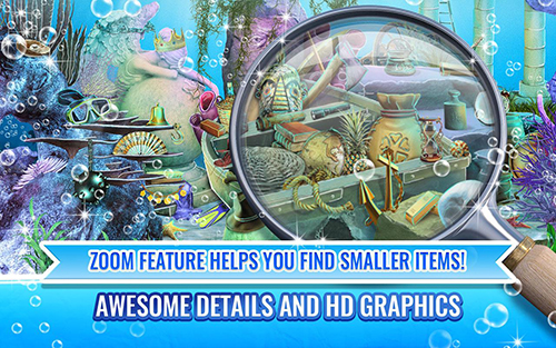 Ocean Hidden Object Game App