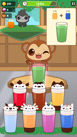Kawaii Kitchen App