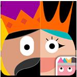 Thinkrolls Kings & Queens Icon