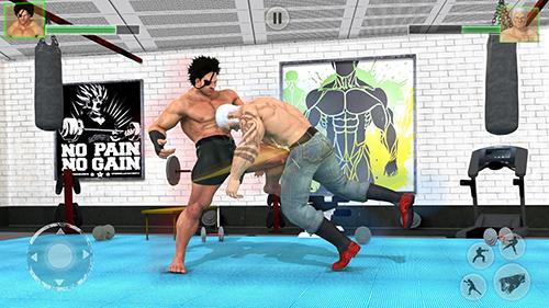 Bodybuilder Fighting Club 2019 App
