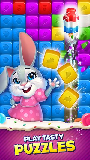 Sweet Escapes App
