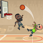 Basketball Battle Icon