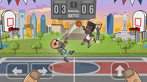 Basketball Battle Review