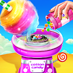 Cotton Candy Shop Icon