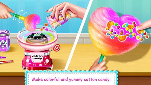 Cotton Candy Shop Review