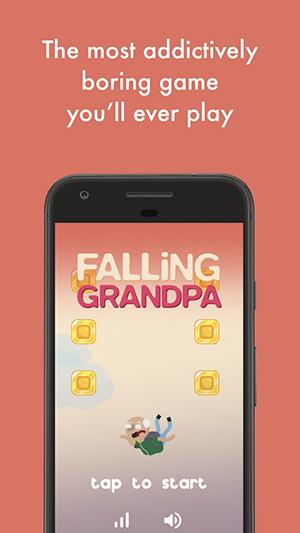 Falling Grandpa Review