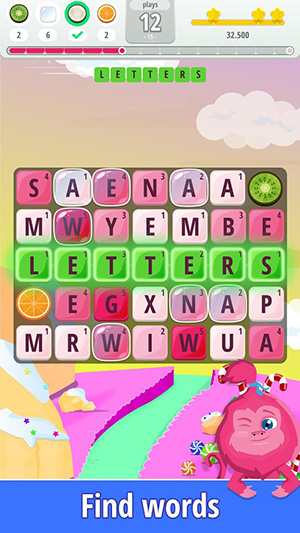 Letters Blast Review