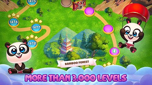 Panda Pop Bubble App