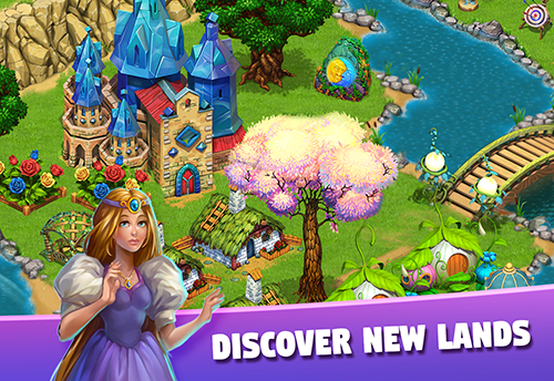 Fairy Kingdom App
