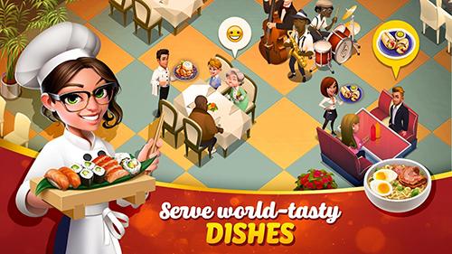 Tasty Town App