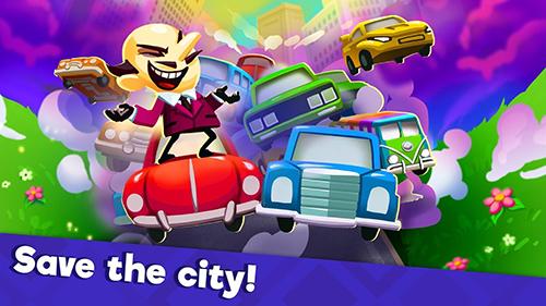 Traffic Puzzle App