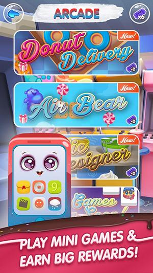 Cookie Swirl World App