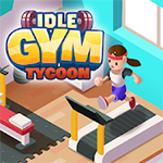 Idle Fitness Gym Tycoon Icon