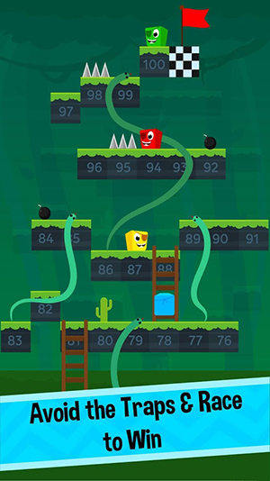 Snakes and Ladders Game App