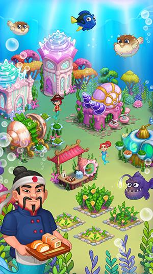 Aquarium Farm App
