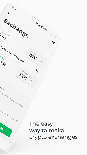 Changelly App