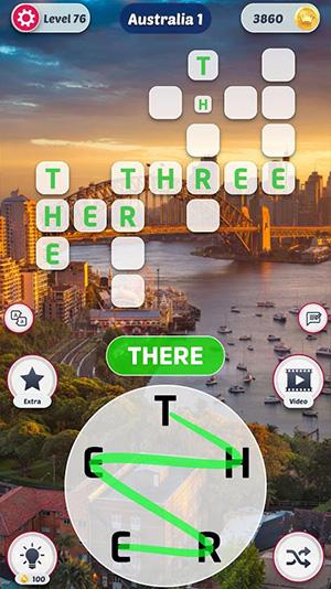 Word Explore App