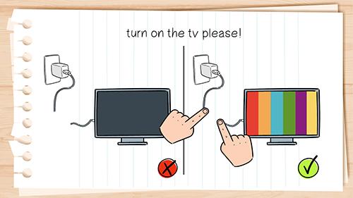 Brain Test Tricky Puzzles App