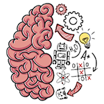 Brain Test Tricky Puzzles Icon