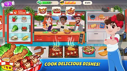 Kitchen Scramble 2 Review