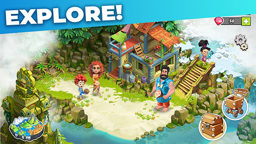 Family Island Review