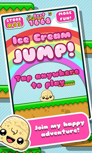 Ice Cream Jump Review