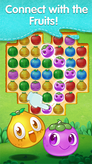 Fruit Splash Mania App