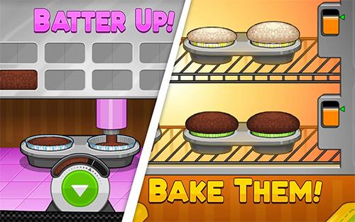 Papa's Cupcakeria App