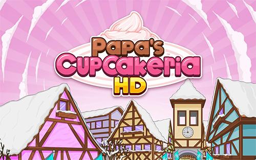 Papa's Cupcakeria Review