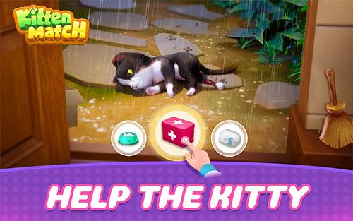 Kitten Match App