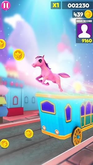 Unicorn Runner 2020 App
