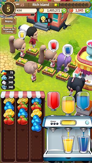 Fruit Juice Tycoon App